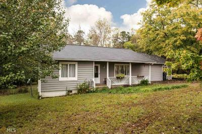 Buford Single Family Home Under Contract: 2738 N Bogan