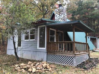 Union County Single Family Home New: 1227 Voylestown