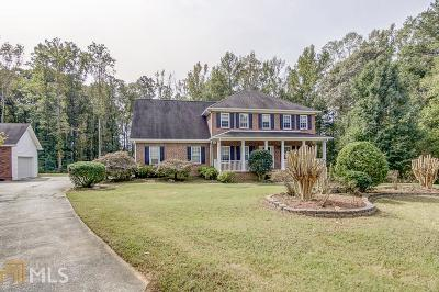Fayetteville Single Family Home Under Contract: 220 Gentle Doe Dr #Phase II