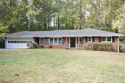 Decatur Single Family Home New: 2048 Hollidon Rd