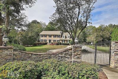 Marietta Single Family Home New: 249 Woodlawn Dr