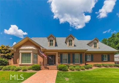 Decatur Single Family Home New: 4 Downshire Cir