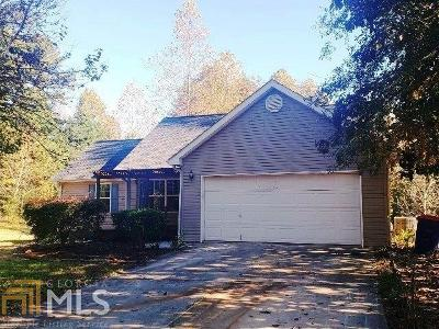 Habersham County Single Family Home Under Contract: 630 New Hope Ln