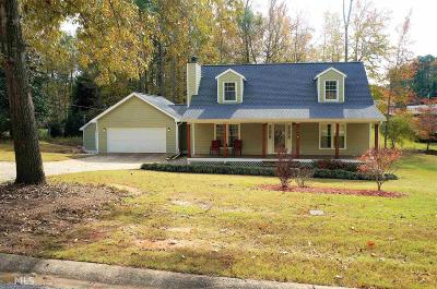 Fayetteville Single Family Home Under Contract: 500 Avalon Dr