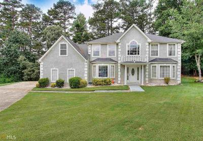 Lithonia Single Family Home Under Contract: 6412 Berryside Dr