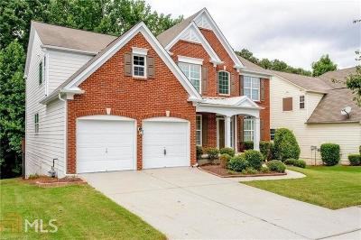 Suwanee Single Family Home New: 328 Crystal Downs Way