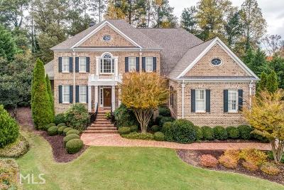 Marietta Single Family Home New: 468 Anniston Ct