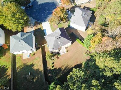 Roswell Single Family Home Back On Market: 195 Foe Creek