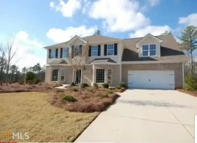 Conyers Single Family Home New: 2524 Ginger Leaf