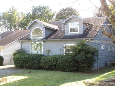 Norcross Single Family Home Under Contract: 1130 Independence Way #PH 4
