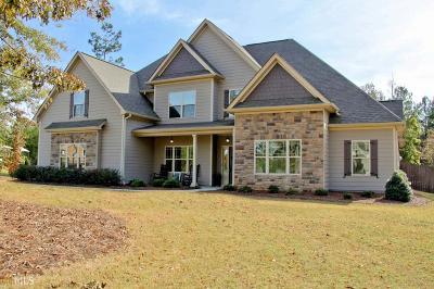 Senoia Single Family Home New: 84 Magnolia Pl Way