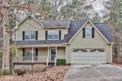 Loganville Single Family Home New: 2200 Emerald Dr