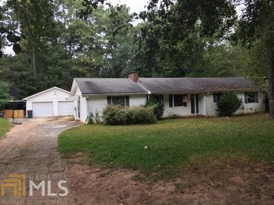 Austell Single Family Home Under Contract: 2360 Shire Ct