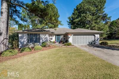 Conyers Single Family Home For Sale: 3494 Honeycomb Dr