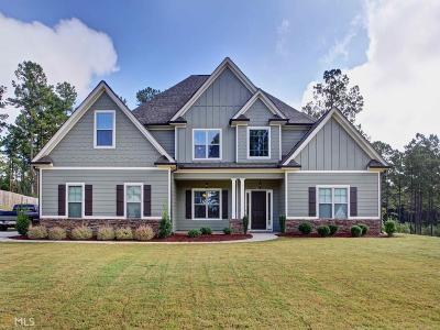 Senoia Single Family Home New: 185 Fox Hall Xing E