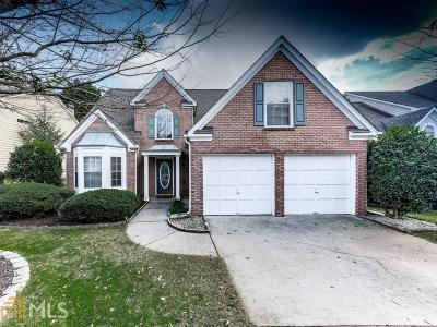 Roswell Single Family Home For Sale: 1025 Bradford Dr