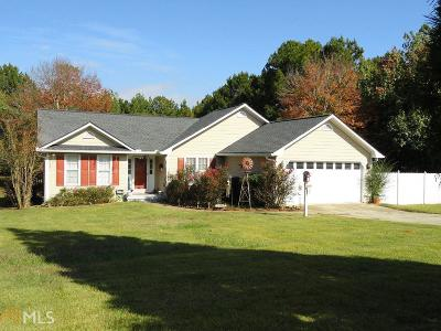 Mcdonough Single Family Home New: 215 Laney Rd