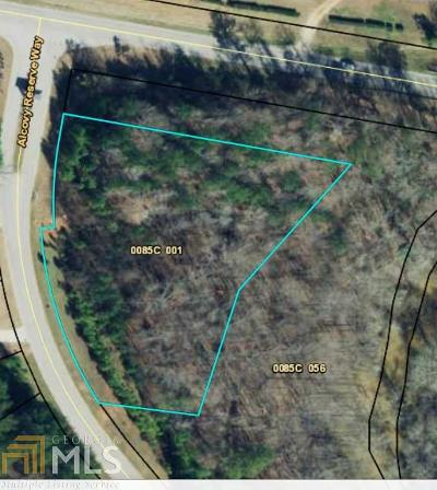 Covington Residential Lots & Land New: 15 Alcovy Reserve Way #1 &