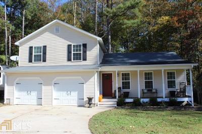 Temple Single Family Home Under Contract: 380 Pleasant Forest Dr