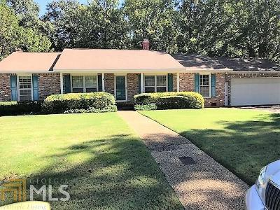 Columbus Single Family Home New: 6316 Ashwood