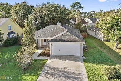 Kingsland GA Single Family Home New: $171,900