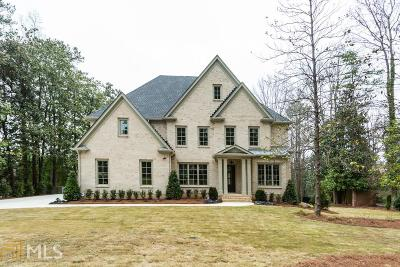 Roswell, Sandy Springs Single Family Home For Sale: 765 Old Post Rd