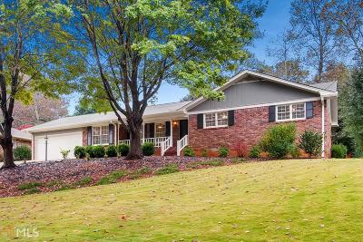 Tucker Single Family Home Under Contract: 3935 Roman Ct