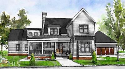 Woodstock Single Family Home New: 111 Gardenia Trl