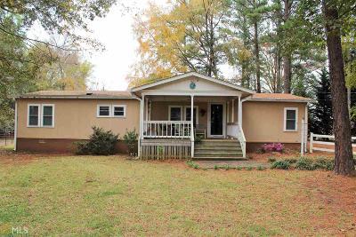 Covington Single Family Home New: 15100 Highway 36