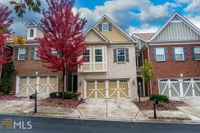 Norcross Condo/Townhouse Under Contract: 3359 Norfolk Chase Dr
