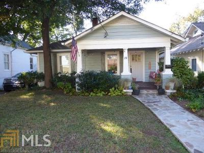 Single Family Home New: 78 Flora Ave