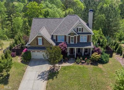 Dawsonville Single Family Home For Sale: 514 Morgan Ln
