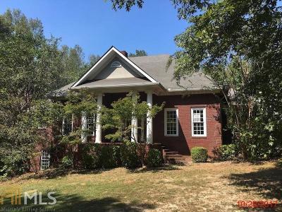 Loganville Single Family Home New: 5035 Rabbit Farm Rd