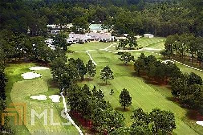 Statesboro Residential Lots & Land For Sale: Country Club Rd #110
