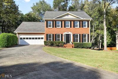 Alpharetta Single Family Home New: 545 Westminster Ct