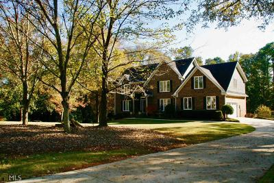 Fayetteville GA Single Family Home Under Contract: $509,900
