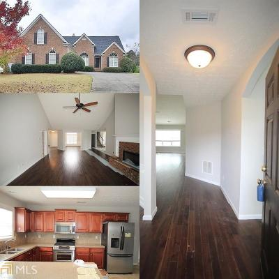 Sugar Hill Single Family Home New: 548 Ash Springs Ct