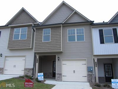 Winder Condo/Townhouse For Sale: 1715 Snapping Ct