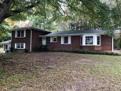 College Park Single Family Home For Sale: 6150 Mallory Rd