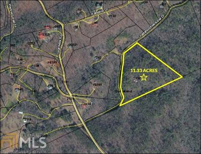 White County Farm For Sale: 132 Chattahoochee Acres Dr