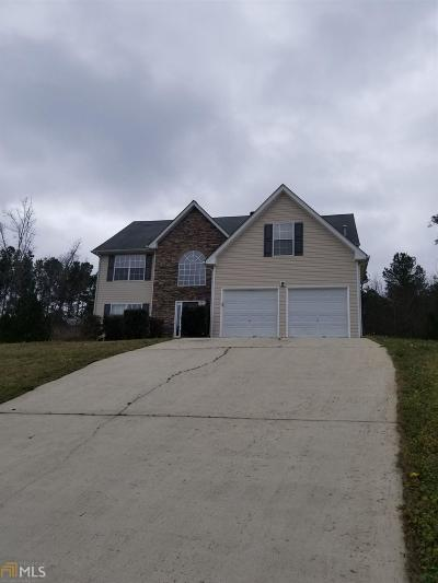 Clayton County Single Family Home New: 9356 Carnes Xing Cir