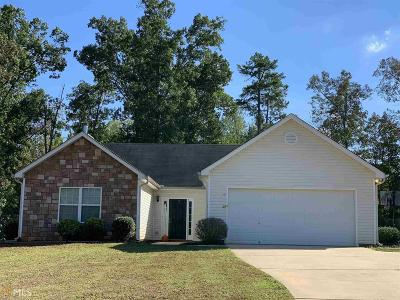 McDonough Single Family Home Contingent With Kickout: 136 Wynn Shoals Way