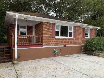 Tucker Single Family Home New: 5085 Chamblee Tucker Rd