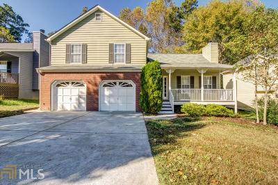 Kennesaw Single Family Home New: 1736 English Ivey Ln