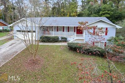 Stone Mountain Single Family Home New: 5142 Golfbrook Ct
