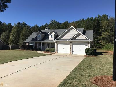 Butts County Single Family Home New: 188 Woodlands Dr