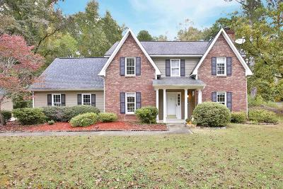 Peachtree City Single Family Home Under Contract: 100 Dunsnay Way