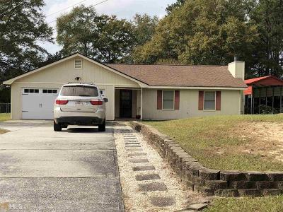 Lithonia Single Family Home For Sale: 8216 Union Grove Rd