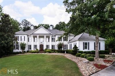Alpharetta Single Family Home New: 772 Brookshade