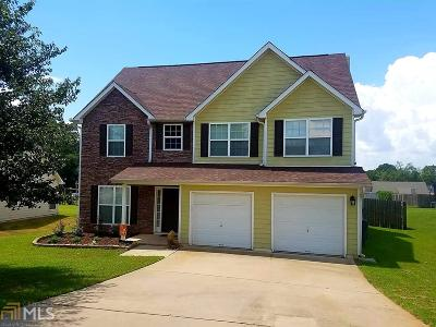 Butts County Single Family Home New: 145 Cotton Dr